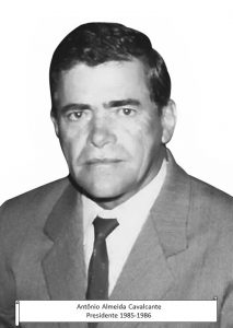 01 - ANTÔNIO ALMEIDA CAVALCANTE - PRESIDENTE 1985-1986