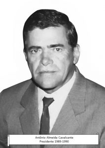03 - ANTÔNIO ALMEIDA CAVALCANTE - PRESIDENTE 1989-1990
