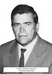 05 - ANTÔNIO ALMEIDA CAVALCANTE - PRESIDENTE 1993-1994