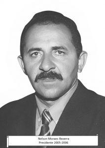 11 - NELSON MORAES BEZERRA - PRESIDENTE 2005-2006