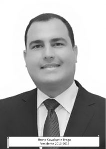 15 -BRUNO CAVALCANTE BRAGA - PRESIDENTE 2013-2014
